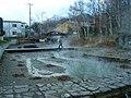 川湯温泉の足湯 - panoramio.jpg