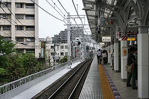 Tokyo Skytree Station - Image: 東武鉄道 とうきょうスカイツリー駅