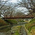 柳田川(葛城川支流) Yanagida-gawa 2011.1.18 - panoramio.jpg
