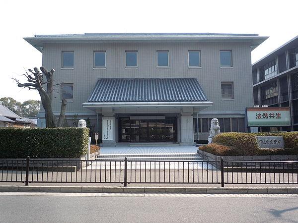 浄土宗宗務庁(京都)地図