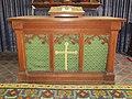 -2018-11-04 Altar, Saint Giles, Bradfield, Norfolk.JPG