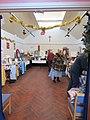 -2018-11-17 Christmas bazaar being held in the Methodist church, Overstrand.JPG