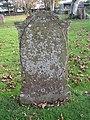 -2019-11-17 Headstone of Robert Breese, died October 27 1891.JPG