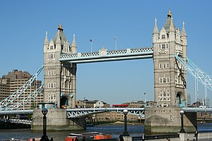 Horace Jones (architect) - Tower Bridge