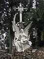 012 Tomba del marquès Blanco de Erenas, àngel de Josep Campeny.jpg