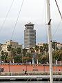 017 Torre Colón, des del Port Vell.JPG