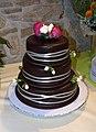 02015 Hochzeitstorte Variante der Schwarzwälder Kirschtorte nach schlesischer Art.jpg