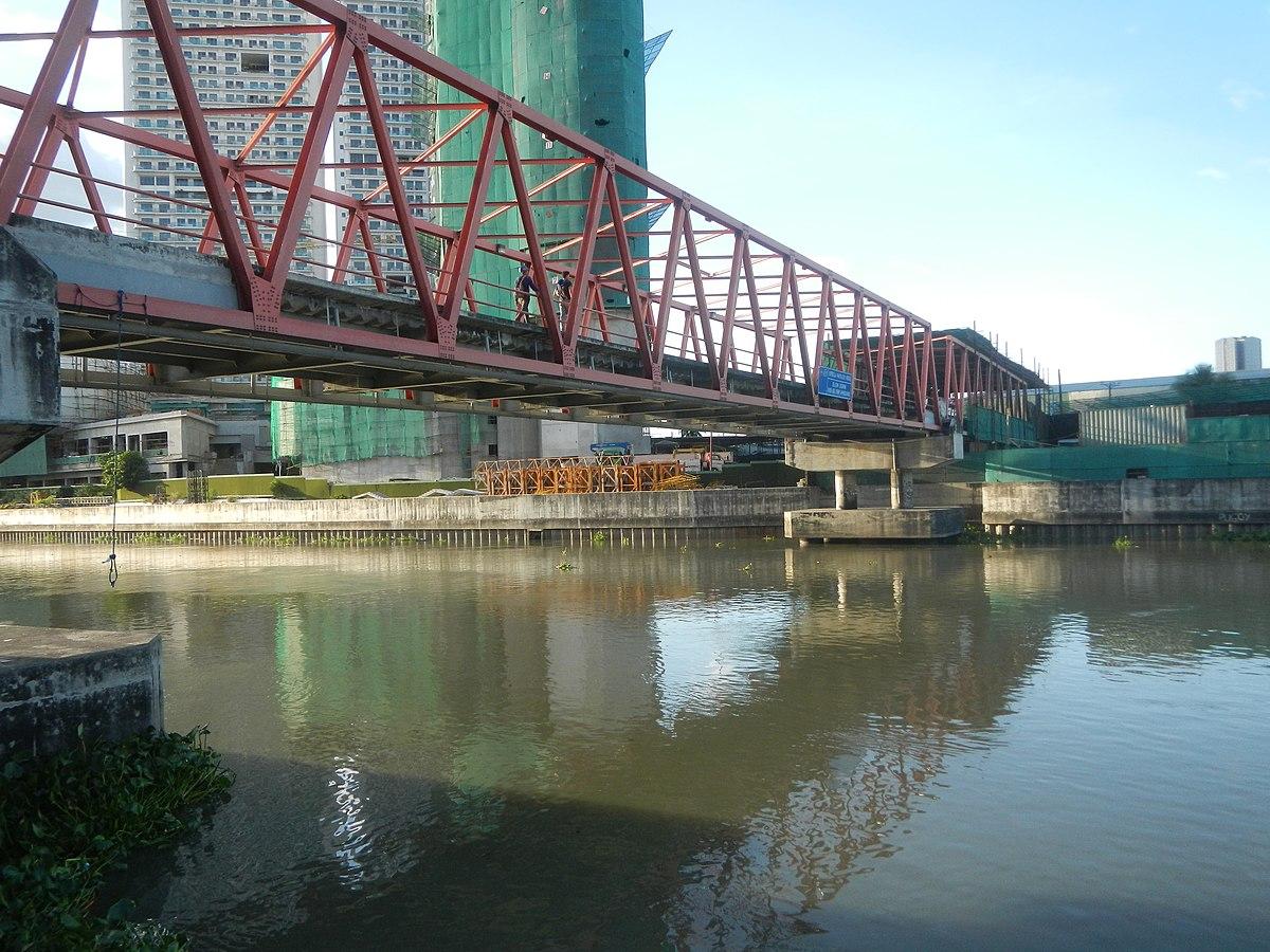 Estrella–Pantaleon Bridge - Wikipedia