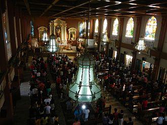 Nicholas of Tolentino - Cabanatuan Cathedral
