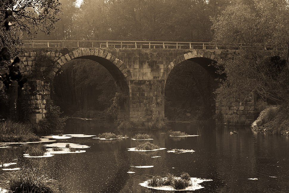 10-2011. Ponte Freixo - Río Arnoia - Cartelle - Galiza PF0