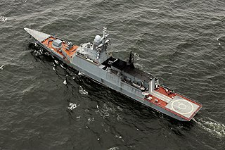 <i>Steregushchiy</i>-class corvette Russian class of corvettes