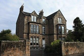 Horatius Bonar - 10 Palmerston Road, Edinburgh