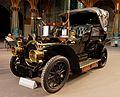 110 ans de l'automobile au Grand Palais - Gardner-Serpollet type L 18 CV à vapeur avec carrosserie phaéton tulipée - 1905 - 001.jpg