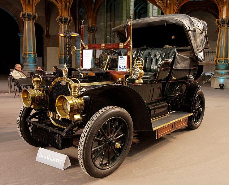 File:110 ans de l'automobile au Grand Palais - Gardner-Serpollet type L 18 CV à vapeur avec carrosserie phaéton tulipée - 1905 - 001.jpg