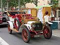 112 Fira Modernista de Terrassa, mostra de cotxes d'època a la Rambla.JPG