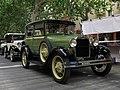 130 Fira Modernista de Terrassa, mostra de cotxes d'època a la Rambla.JPG