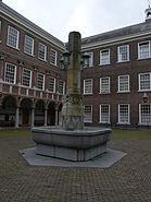 147Binnenplaats Kasteel van Breda