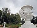 150913 Sculpture in the Garden Palace Branicki in Białystok - 12.jpg
