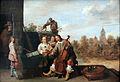 1645 Teniers Der Maler mit seiner Familie anagoria.JPG