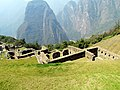 165 Looking down the lower city Machu Picchu Peru 2428 (15163993555).jpg