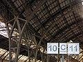 16 Estació de França, estructura de la coberta metàl·lica.JPG