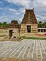 16th century Pattabhirama temple, a gopuram, Hampi Hindu monuments Karnataka.jpg