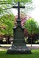 174 Grabkreuz, Kriegerdenkmäler, Friedhof (Grevenbroich).jpg