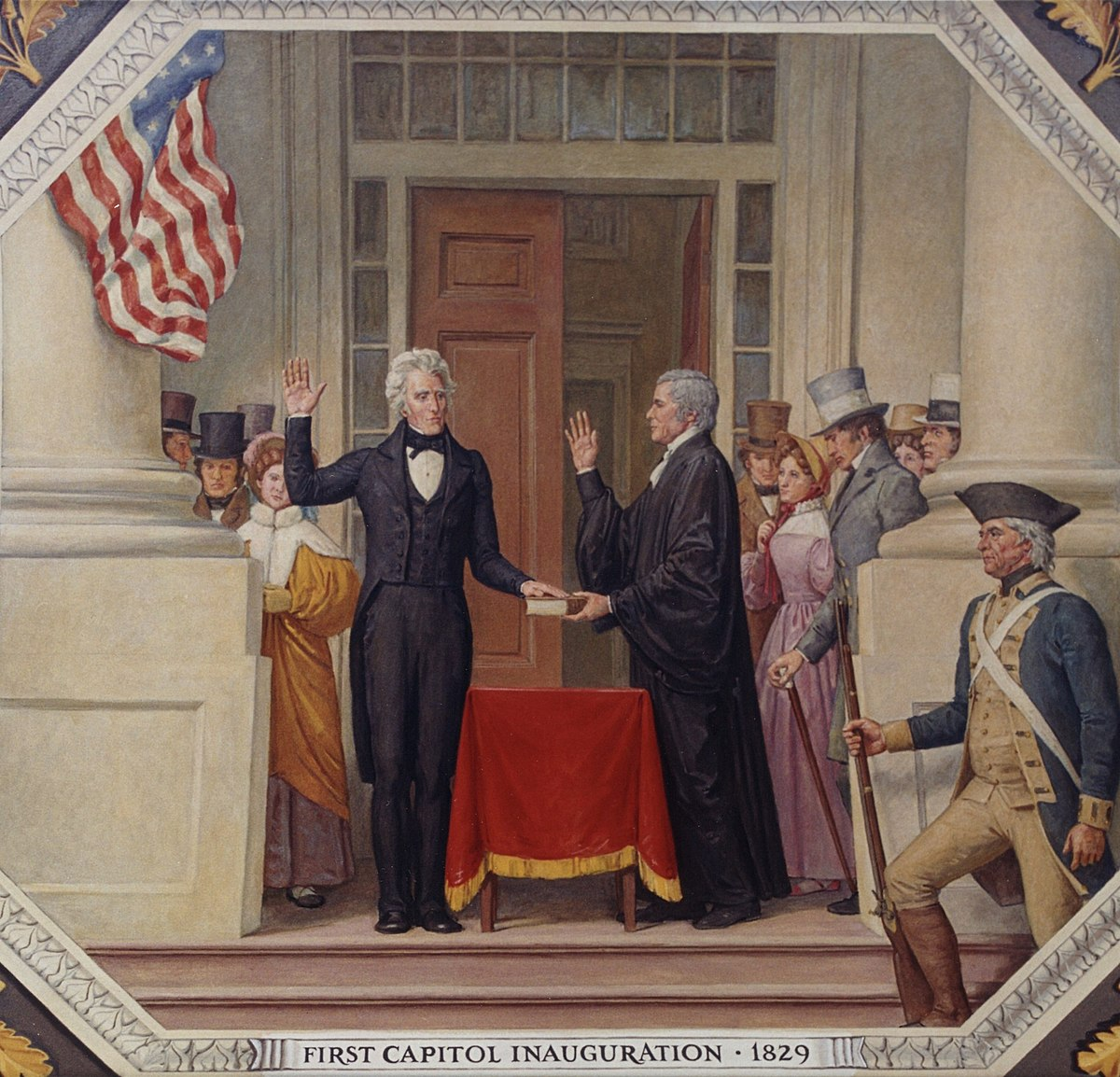 First inauguration of Andrew Jackson - Wikipedia