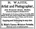 1868 Waitz Photographer BostonDirectory.png