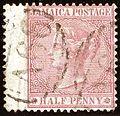 1872 Half Jamaica A66 PortMaria SG7.jpg