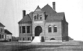 1899 Harvard public library Massachusetts.png