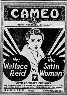 <i>The Satin Woman</i> 1927 film