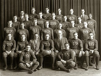 1932 Michigan Wolverines football team - Image: 1932 Michigan Wolverines football team (large)