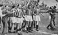 1934–35 Serie A - Juventus 7th Scudetto celebrations (edited).jpg
