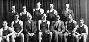 1936–37 Michigan Wolverines men's basketball team - Image: 1936–37 Michigan Wolverines men's basketball team