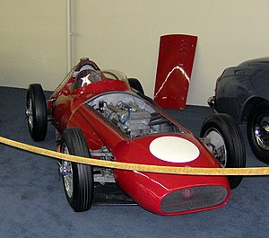 Maserati 250F - 1957 Maserati 250F Grand Prix (recreation).