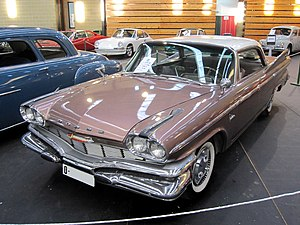Dodge Polara - 1960 Dodge Polara 4-Door Hardtop