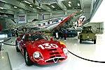 1965 Alfa Romeo Giulia TZ2, Lyon Air Museum (47955448111).jpg