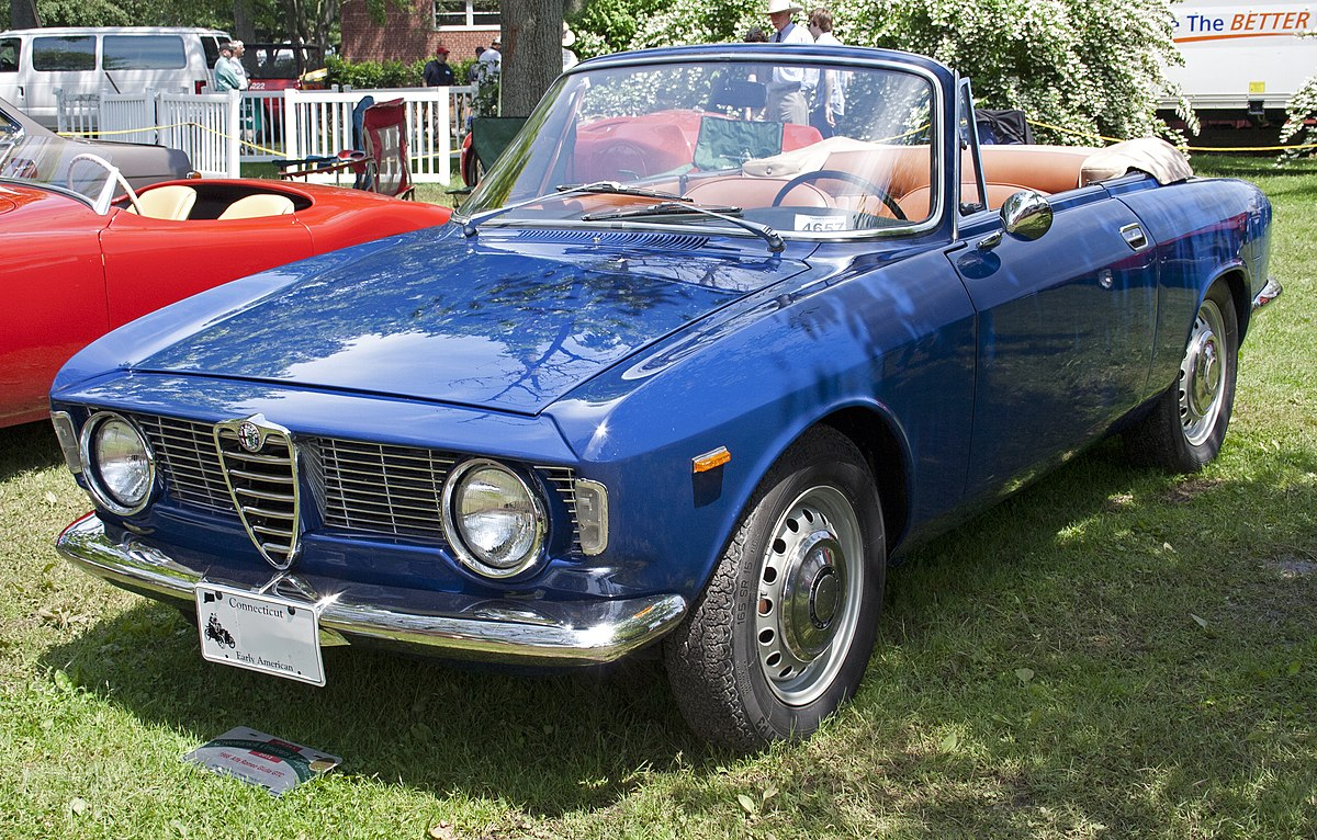 Alfa romeo gt junior wikipedia