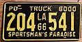 1966 Louisiana license plate 8,000lb truck.jpg
