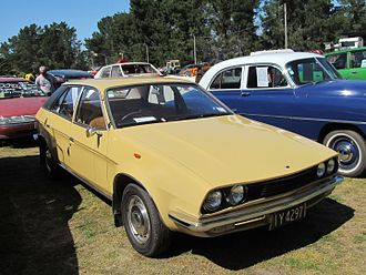 Princess (car) - New Zealand market 1978 Austin Princess 1800 HL (B-series engine)