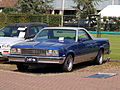 1982 Chevrolet El Camino, Dutch licence registration 5-VFT-94.JPG