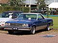 1982 Chevrolet El Camino, Dutch licence registration 5-VFT-94.JPG