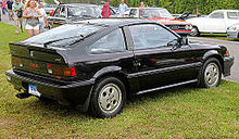 Honda Cr X >> Honda Cr X Wikipedia