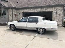 Cadillac Fleetwood - Wikipedia