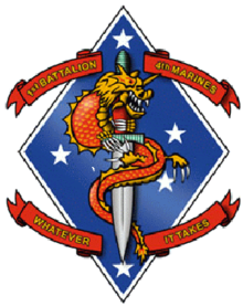 1st Battalion 4th Marines Insignia.png