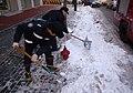 2000년대 초반 서울소방 소방공무원(소방관) 활동 사진 7.눈 덮힌 소화전은 무용지물.jpg
