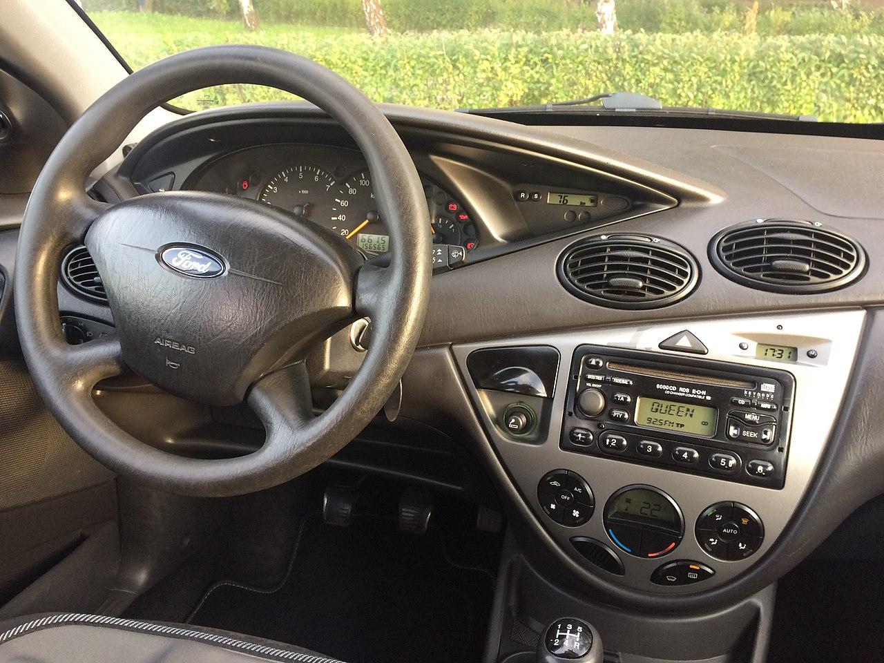 2003 Ford Focus Se Wagon 2 0l Auto