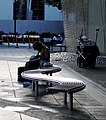 2005-07-11 - London - Peckham - Peckham Library - Old Woman - Miscellenae (4887363607).jpg