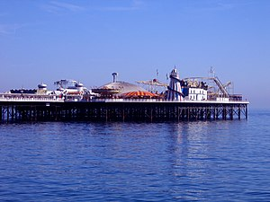 2005-07-14 - United Kingdom - England - Brighton - Brighton Pier - CC-BY 4888018336